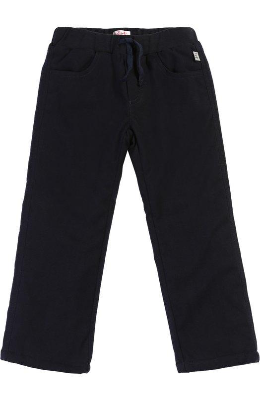 Спортивные брюки прямого кроя Il Gufo A16PLR02/W0003/2-4