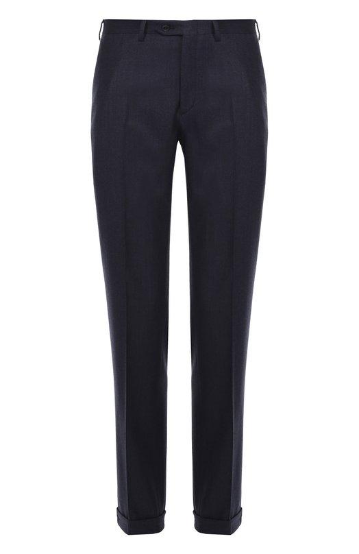 Классические шерстяные брюки Brioni RPL5/05A0G/P0RT0VENERE