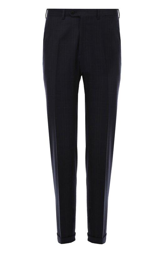 Классические брюки из смеси шерсти и кашемира Brioni RPL2/05A0Z/M0ENA