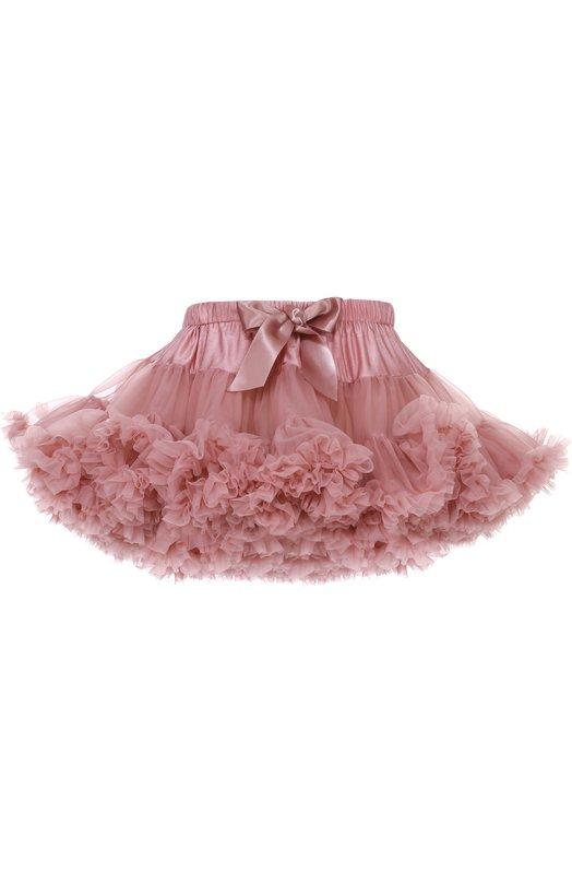 Многоярусная пышная мини-юбка Angel's FaceЮбки<br><br><br>Размер Years: 4<br>Пол: Женский<br>Возраст: Детский<br>Размер производителя vendor: 104-110cm<br>Материал: Нейлон: 100%;<br>Цвет: Розовый