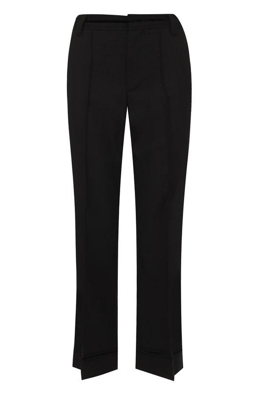 Укороченные расклешенные брюки со стрелками Marc Jacobs M4005764