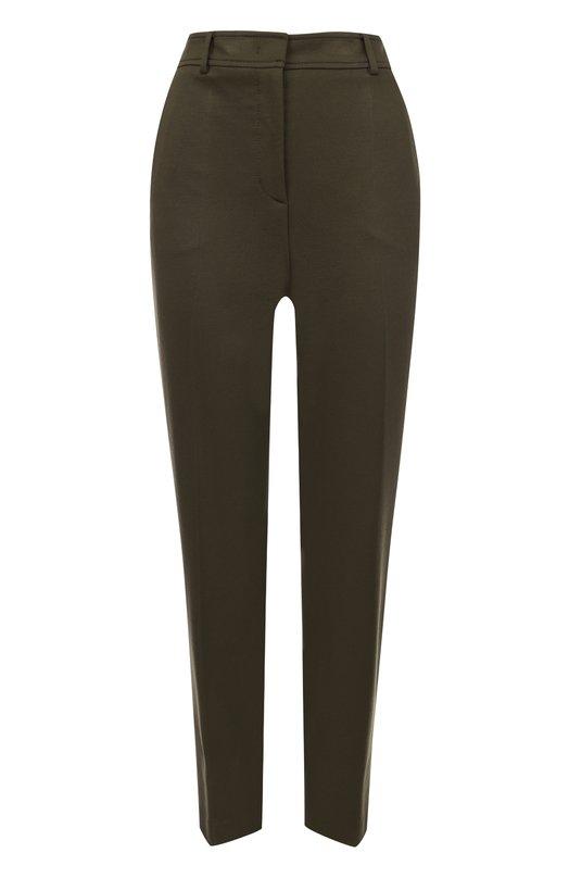 Укороченные брюки прямого кроя со стрелками M Missoni LD0RB061/28F