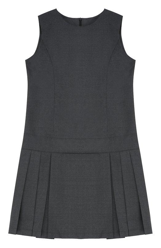 Шерстяное платье без рукавов Dal Lago R340/1011/XS-L