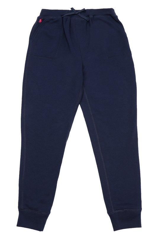 Спортивные брюки с логотипом бренда Polo Ralph Lauren G12/281F6/281F6