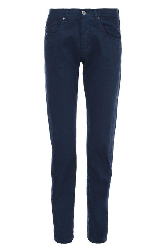 Джинсы прямого кроя 2 Men JeansДжинсы<br><br><br>Российский размер RU: 50<br>Пол: Мужской<br>Возраст: Взрослый<br>Размер производителя vendor: 34<br>Материал: Хлопок: 100%;<br>Цвет: Синий