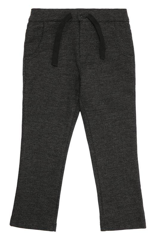 Хлопковые спортивные брюки Jean Paul Gaultier 5I22544/4-6A