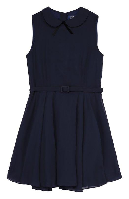 Платье без рукавов с поясом Polo Ralph Lauren G23/071F6/071F6