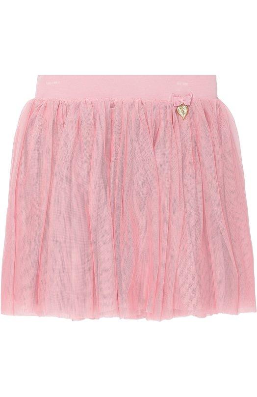 Многослойная юбка с декором Angel's Face SKIRT/PRINCESS/6-7