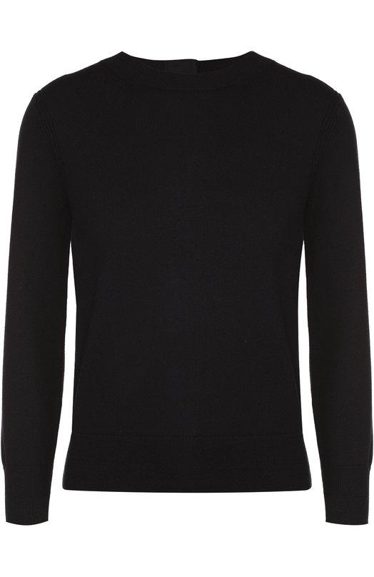 Пуловер прямого кроя с декоративными пуговицами на спинке Marc Jacobs M4005673