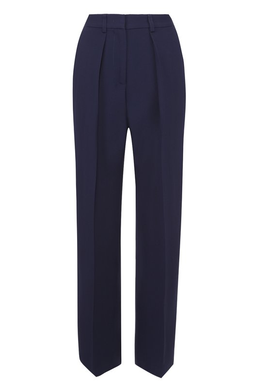 Широкие брюки прямого с защипами MSGM 2141MDP21/164607