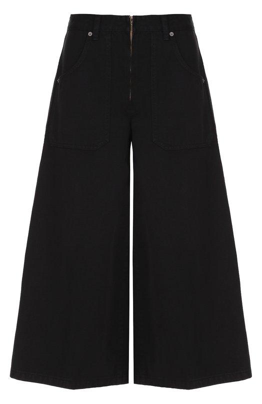 Укороченные широкие джинсы с завышенной талией Marc Jacobs M4005823
