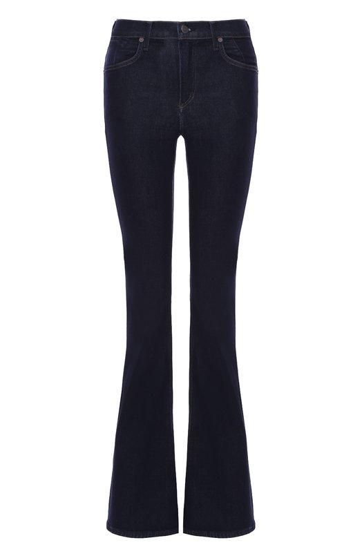 Расклешенные джинсы с контрастной прострочкой Citizens Of Humanity 1548B-688