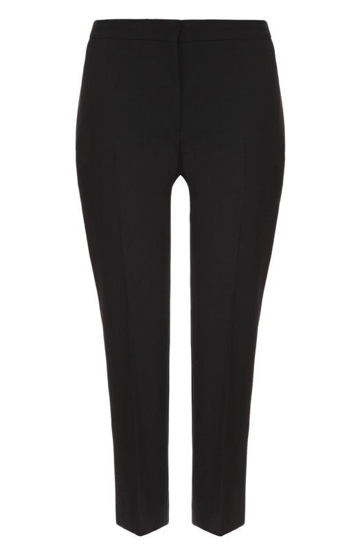 Укороченные брюки прямого кроя Alexander McQueen 460085/QIJ12