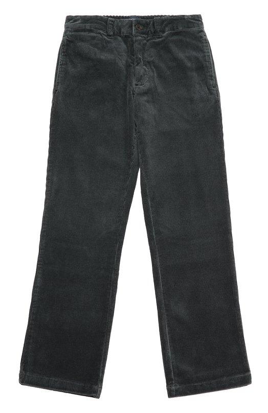 Брюки из вельвета прямого кроя Polo Ralph Lauren B20/XZ1JR/XY1JR