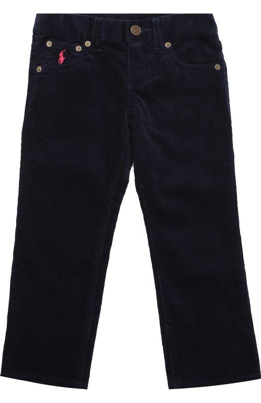 Вельветовые брюки прямого кроя Polo Ralph Lauren S20/076F6/076F6
