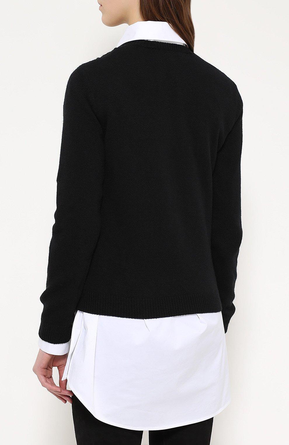 Укороченный пуловер доставка