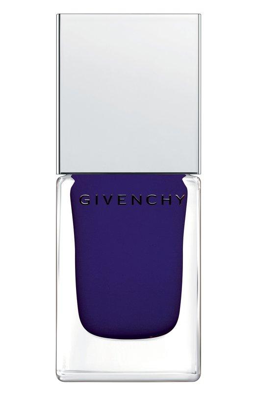 Лак для ногтей Le Vernis, оттенок №30 Героический голубой Givenchy P081230