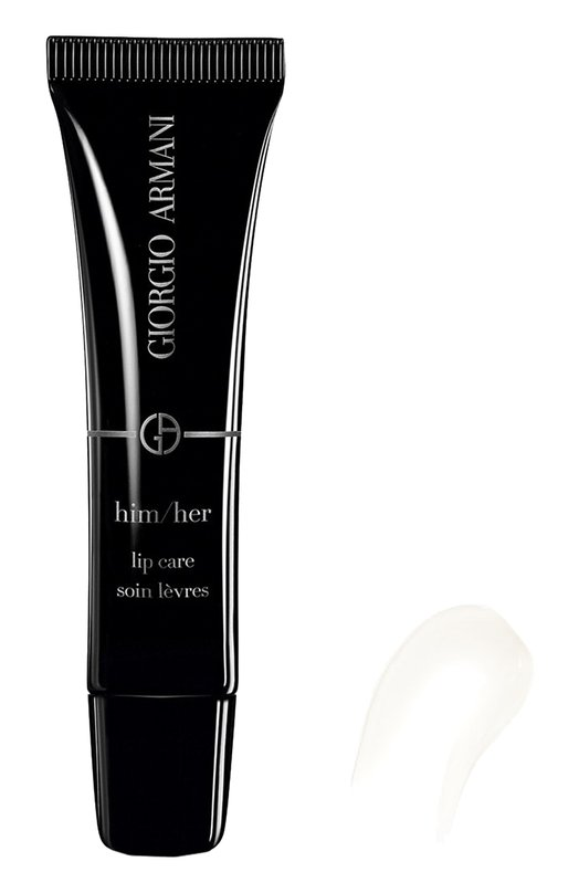 Бальзам для губ Him/Her Lip Care, оттенок 01 Giorgio Armani 3614271422644