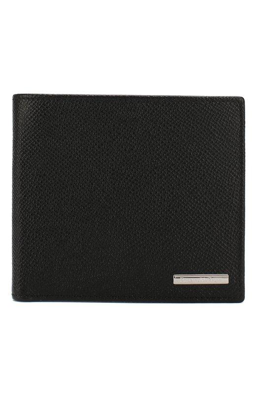 Кожаное портмоне с отделением для кредитных карт Ermenegildo Zegna EQ006AALP