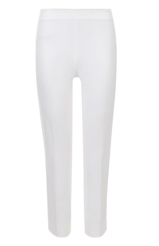Укороченные брюки прямого кроя с завышенной талией Elie Tahari EU8M021U