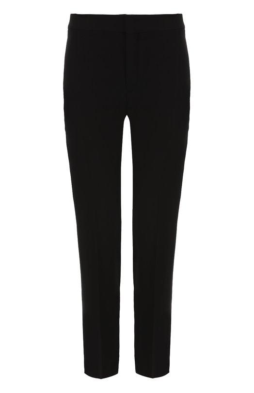 Укороченные брюки-скинни со стрелками Chloe 17SPA03/17S237