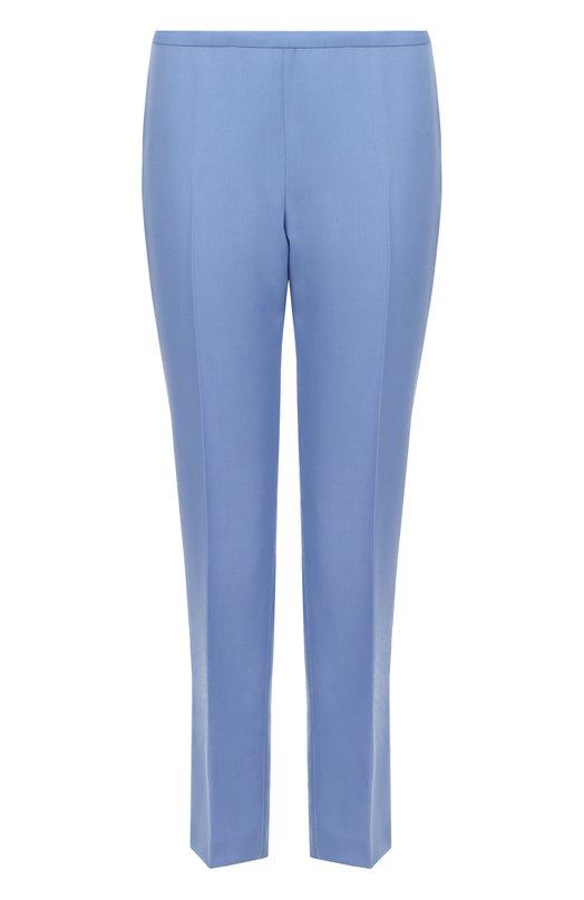 Укороченные шерстяные брюки со стрелками Rochas R0PI300531/RI200100A