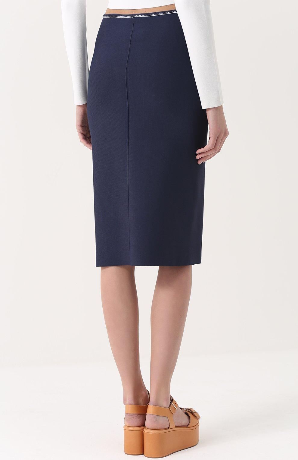 Короткие пышные юбки