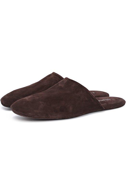 Домашние замшевые туфли Homers At Home