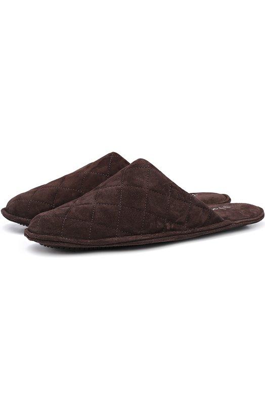 Домашние замшевые туфли Homers At Home 15968/ANTE