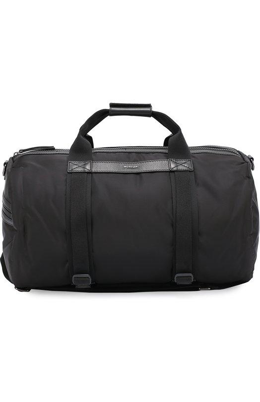 Дорожная сумка Bertrand с отделкой из натуральной кожи Moncler B2-09A-40014-00-04592