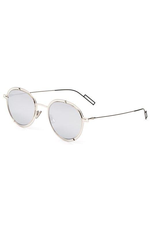 Купить Солнцезащитные очки Dior, DI0R0210S 010, Италия, Серебряный