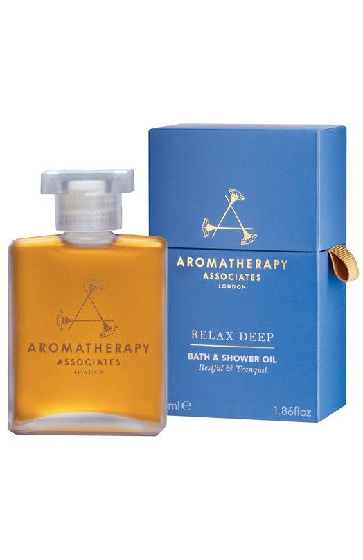 Расслабляющее масло для ванны и душа Relax Deep Aromatherapy Associates RN514055R