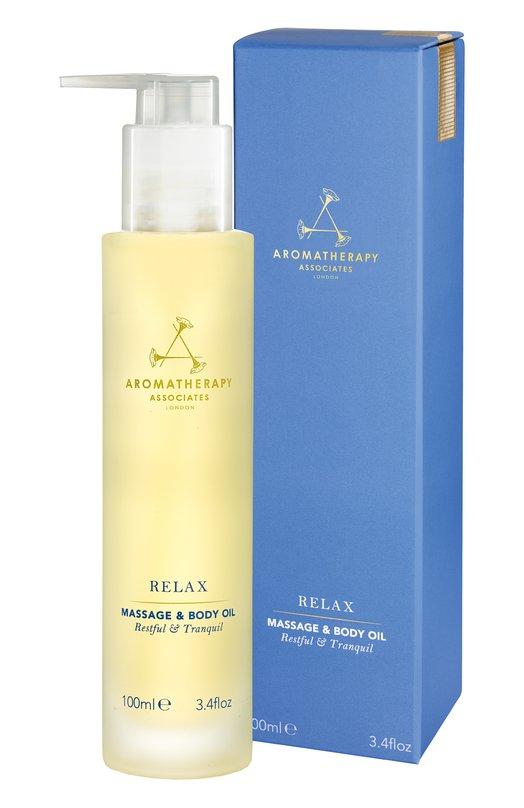 Расслабляющее масло для тела Relax Aromatherapy Associates RN630100R
