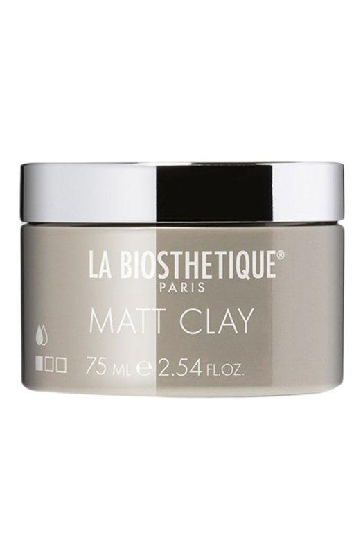 Структурирующая и моделирующая паста Matt Clay La Biosthetique 110221