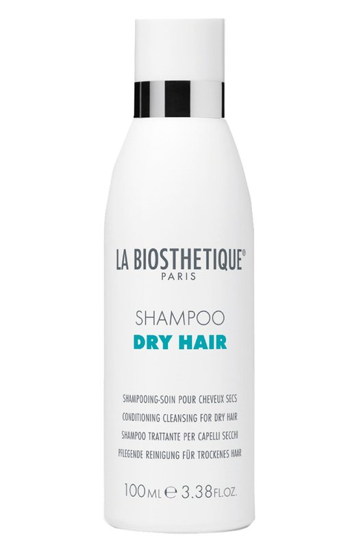 Мягко очищающий шампунь для сухих волос La Biosthetique 120517