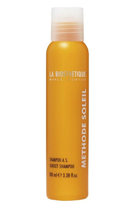 Шампунь для поврежденных солнцем волос La Biosthetique 120149