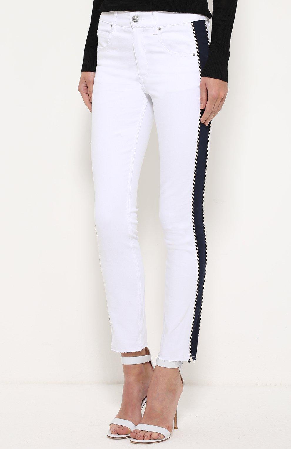 Белые джинсы женские с доставкой