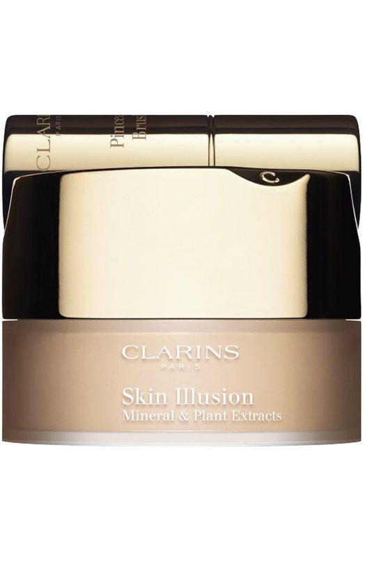 Минеральная рассыпчатая пудра Skin Illusion, оттенок 109 Clarins 80013039