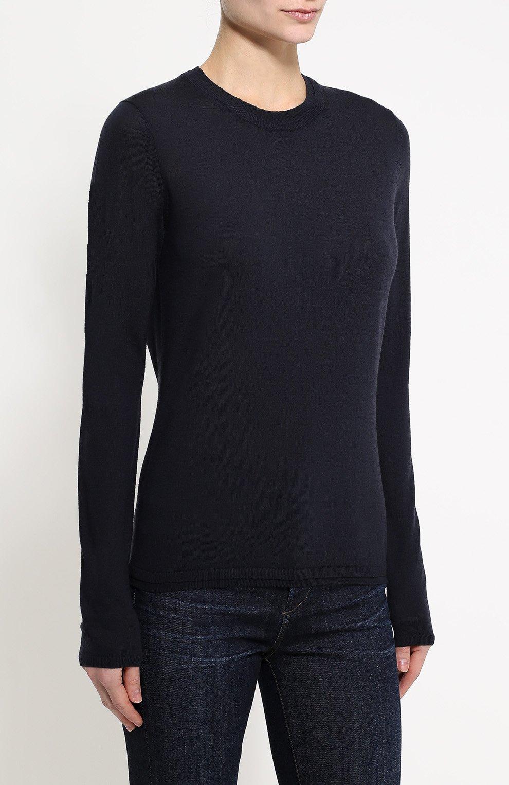 Приталенный пуловер с доставкой
