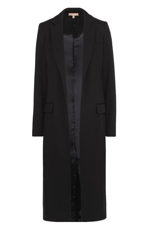 Пальто прямого кроя с широкими лацканами Michael Kors KPH502A/KH003