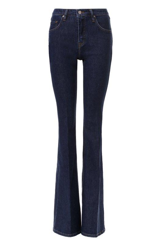 Купить Расклешенные джинсы со стрелками Victoria, Victoria Beckham, VB108 423, Турция, Синий, Хлопок: 93%; Полиэстер: 5%; Эластан: 2%;