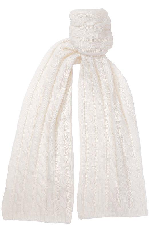 Купить Шарф фактурной вязки из кашемира Kashja` Cashmere Италия 4068061 ZU13