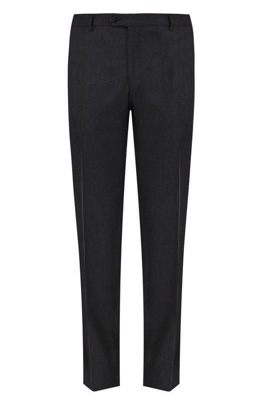 Шерстяные брюки прямого кроя Pal Zileri 83024/311/0/K