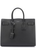 Сумка Sac De Jour Small Saint Laurent черная | Фото №1
