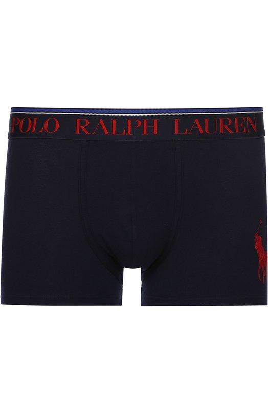 Хлопковые боксеры с широкой резинкой Ralph Lauren 251/XZ480/XY480