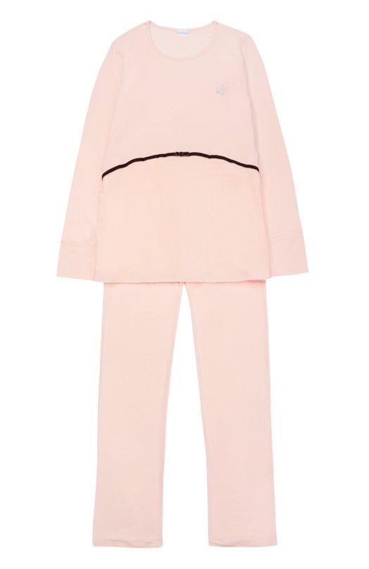 Пижама из эластичной вискозы La Perla 54491/8A-14A
