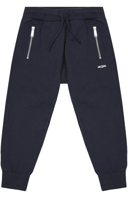 Спортивные брюки с карманами на молнии Dsquared2 DQ01HG/D00J5