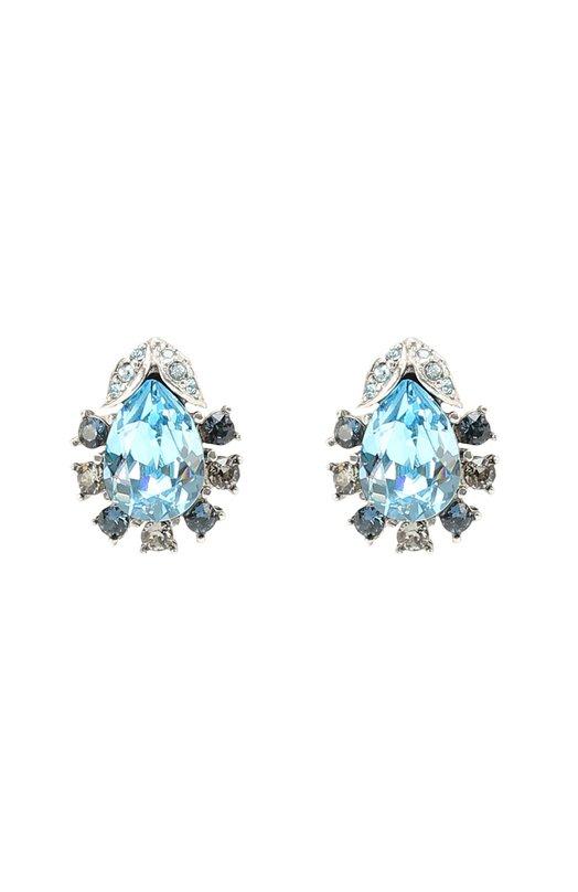 Серьги Radiant Crystal с кристаллами Swarovski Oscar de la Renta R17J136AQU