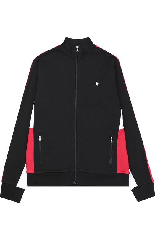 Спортивный кардиган на молнии Polo Ralph Lauren B10/XZ1MI/XY1MI