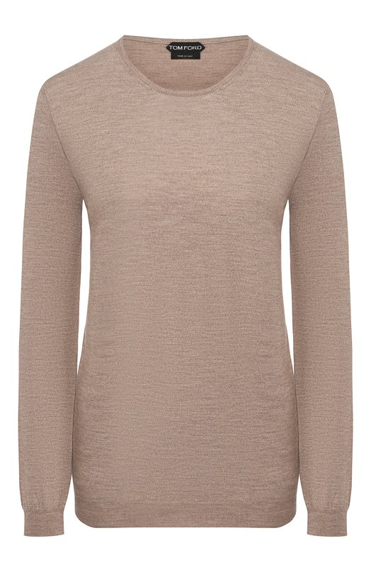 Шерстяной пуловер Tom Ford